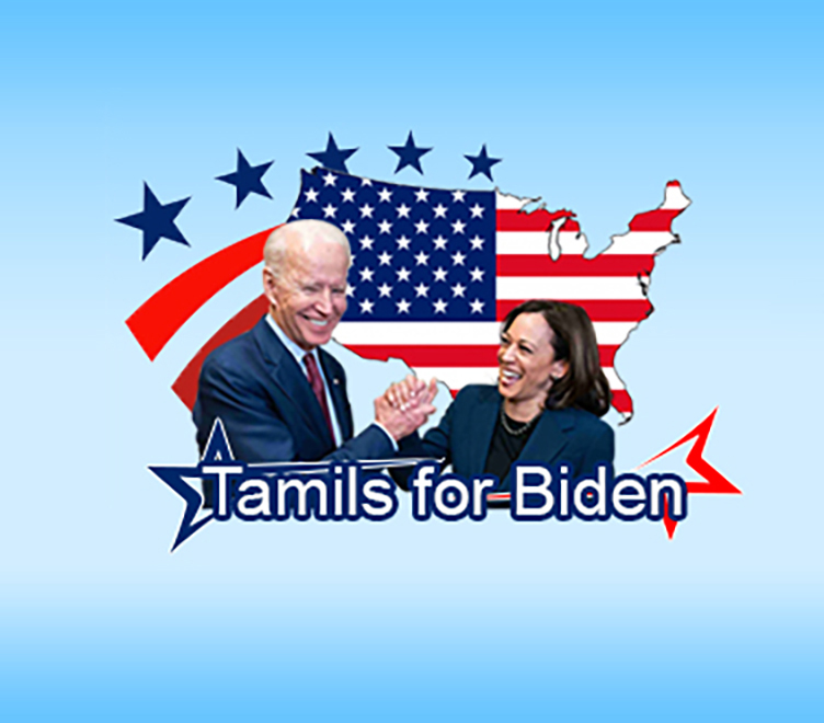 Tamils for Biden
