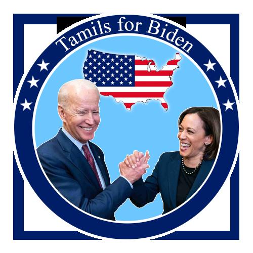 Tamils for Biden